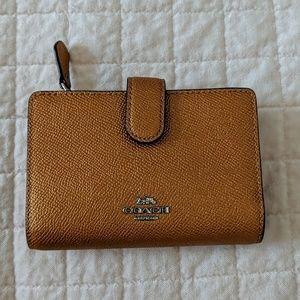 Copper Coach Wallet BRAND new